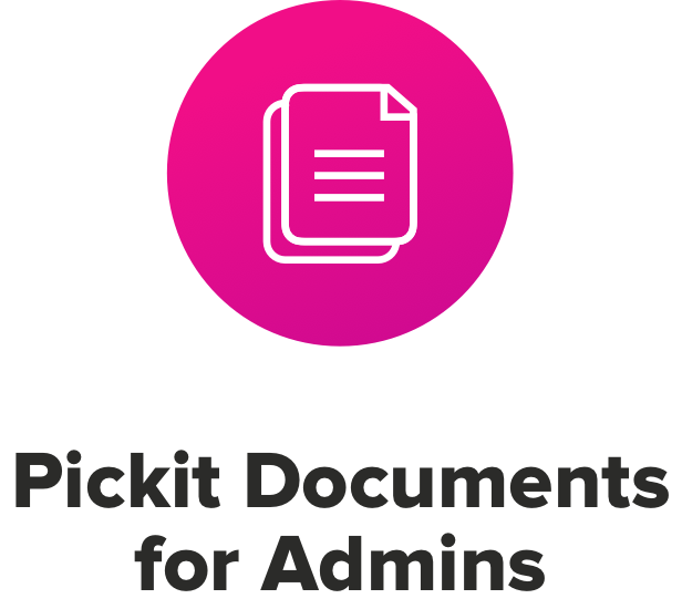 Admin Guide Documents