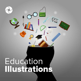 Pickit royalty free image collection Education Illustrations