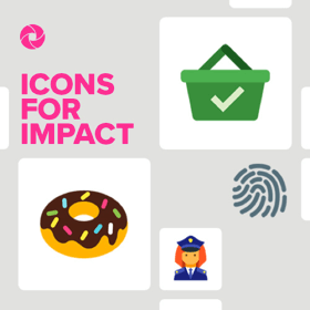 Pickit royalty free image collection Icons for Impact