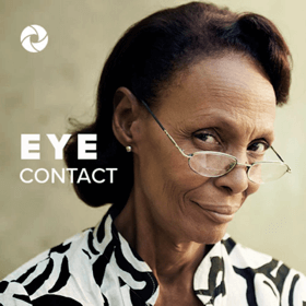 Pickit royalty free image collection Eye Contact