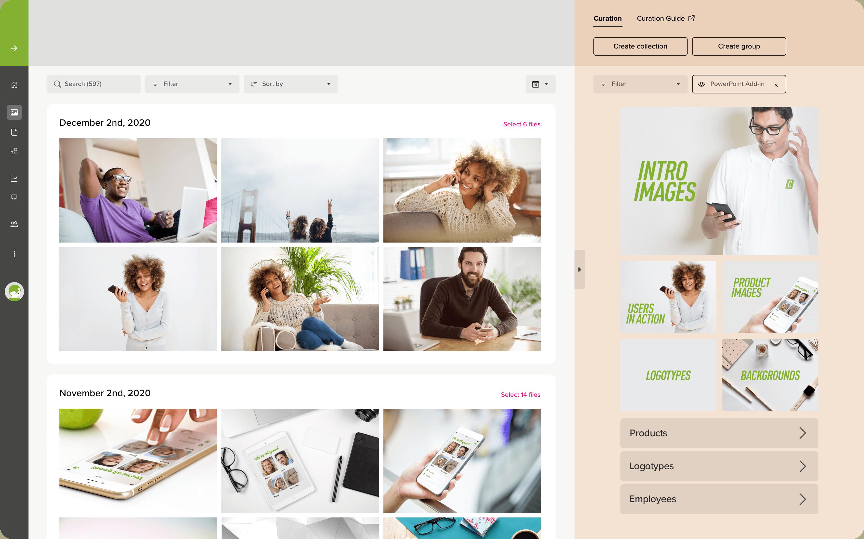 Manage Web-UI
